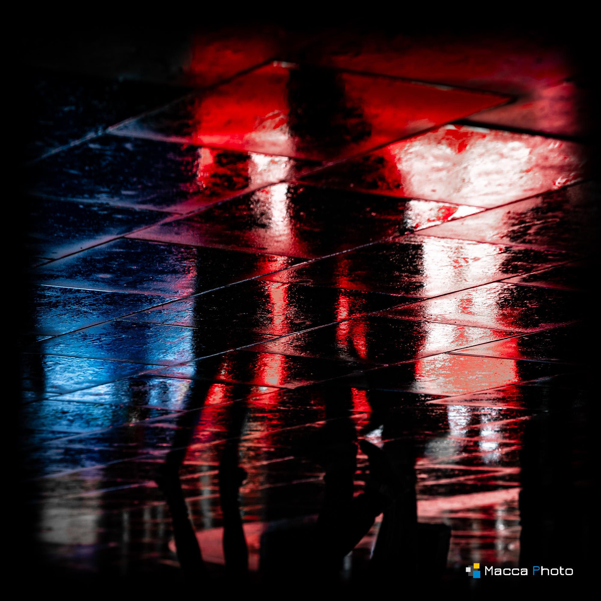 Rain Reflection 02