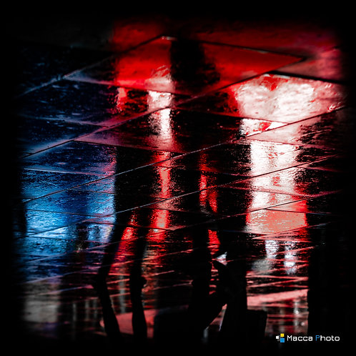 Rain Reflection 02