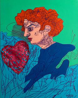 Porous Heart