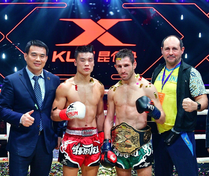 KLF79:Sergei Shines on the Kunlun Stage