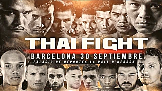 ThaiFight: The Muay journey continues in Barcelona