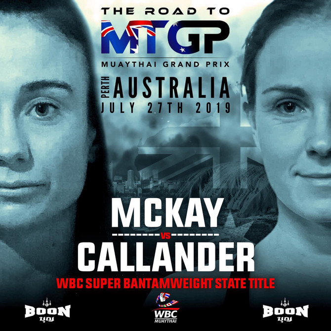 MCKAY TAKES ON CALLANDER FOR WBC GLORY