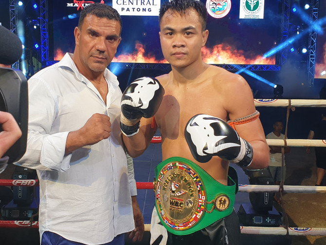 YODWICHA SHINES ON HIS RETURN TO ELITE MUAYTHAI