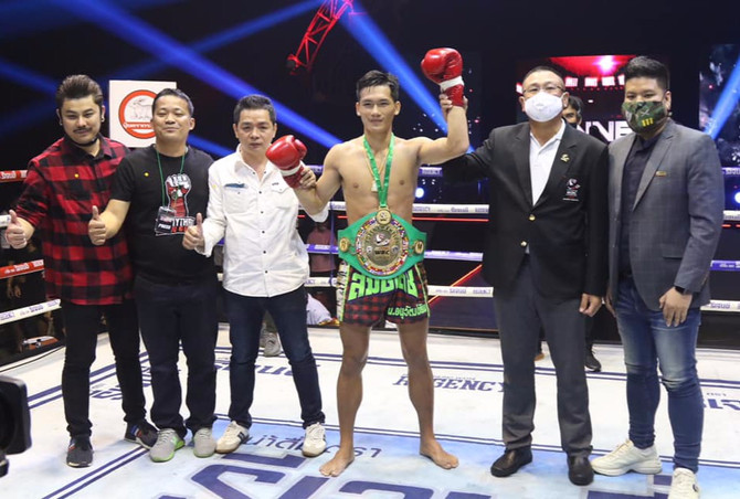 SAMINGDET SEALS WBC GLORY IN THAILAND
