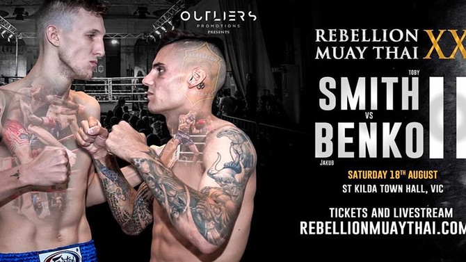 The Allure Of Rebellion MuayThai