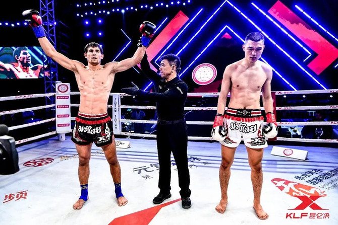 KUNLUN: THREE NIGHTS OF SIZZLING ACTION IN INNER MONGOLIA