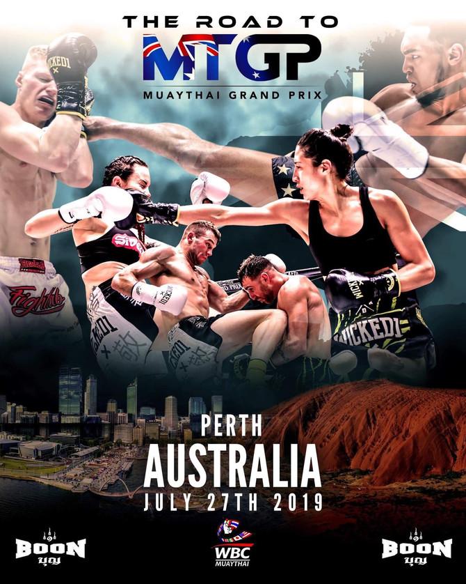 MUAYTHAI GRAND PRIX IS AUSTRALIA BOUND
