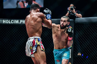 ONE CHAMPIONSHIP: FISTS OF FURY RECAP