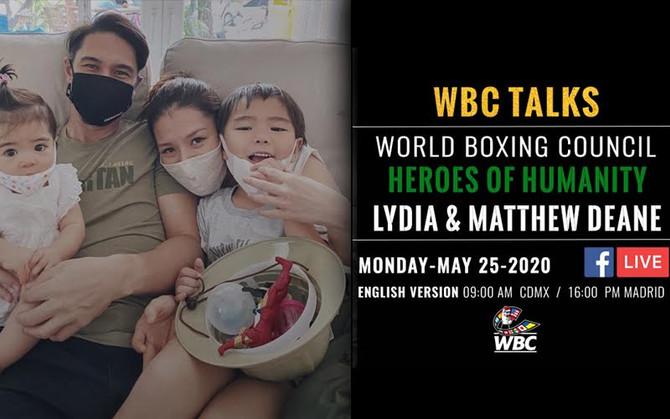 WBC TALKS 44: HEROES OF HUMANITY
