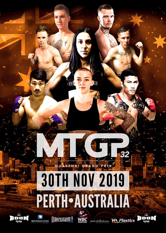 MTGP AUSTRALIA LOOKS SET TO THRILL PERTH FIGHT FANS