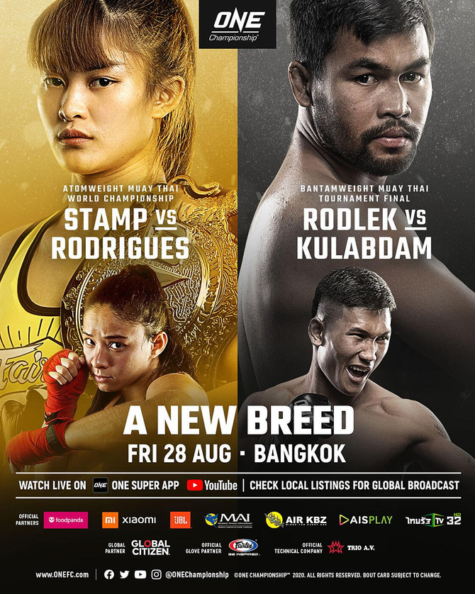 ONE CHAMPIONSHIP: A NEW BREED COMES TO BANGKOK