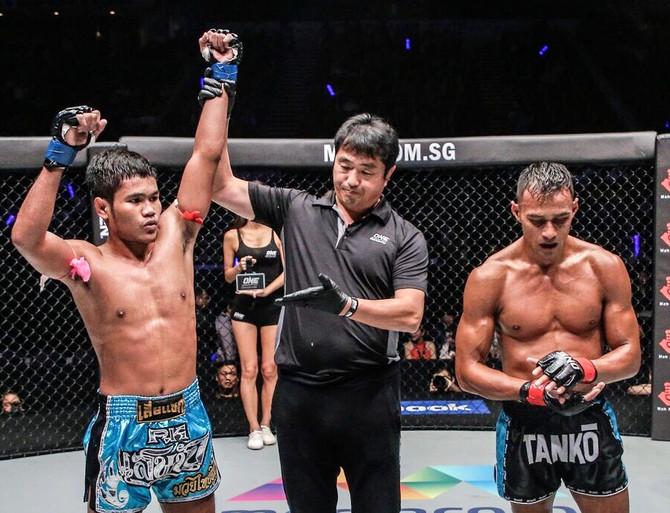 MuangThai Shines on One Championship Debut
