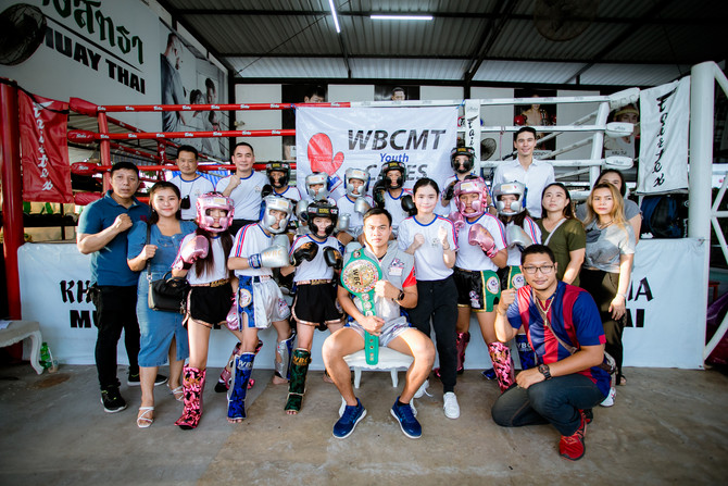 WBC INTRODUCES SAFETY IN YOUTH MUAYTHAI PROGRAM