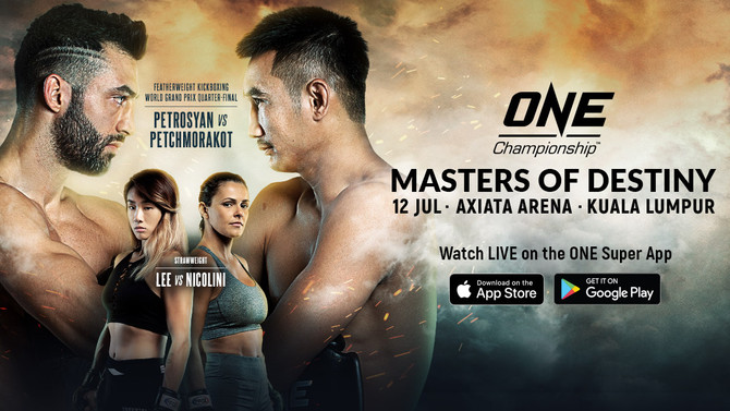 THE REMATCH TO END ALL REMATCHES IS SET FOR JULY 12