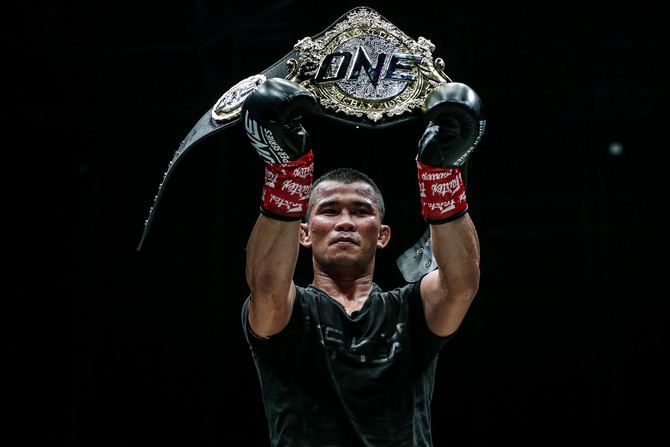 NONG-O RETAINS ONE CHAMPIONSHIP WORLD TITLE IN VIETNAM