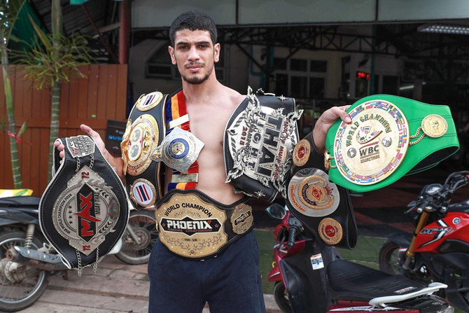 YOUSSEF BOUGHANEM: THE MAN WHO CONQUERED MUAYTHAI