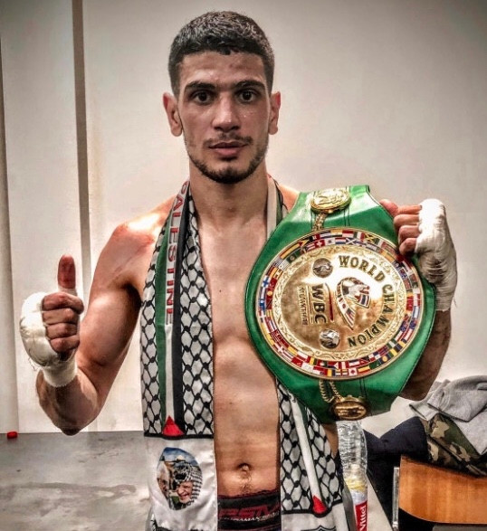 Youssef Boughanem: Undisputed Middleweight King