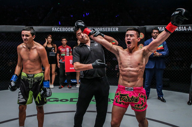 Saemapetch Shines In Manila On One Championship