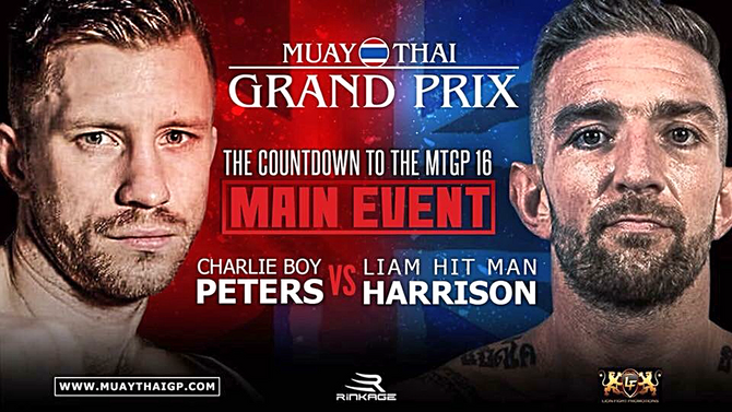 Muay Wars: The Battle of Britain is set for July