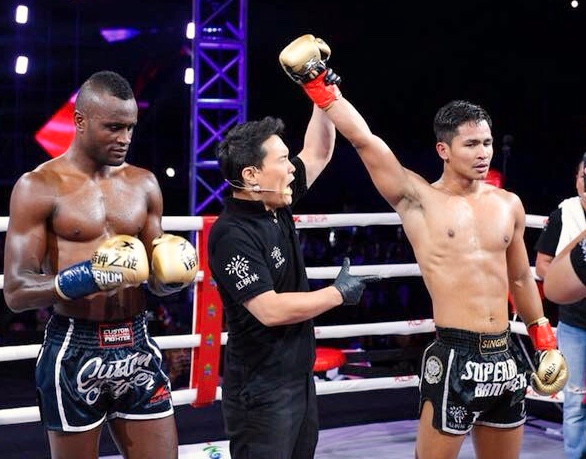 Superbon Shines On The Kunlun Stage