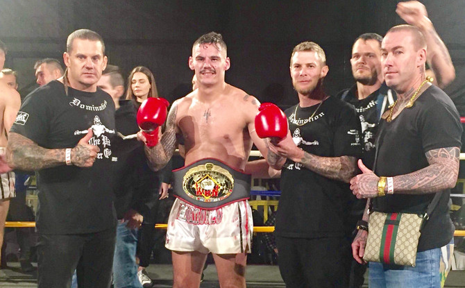Toby Smith Reigns Supreme on Domination in Perth