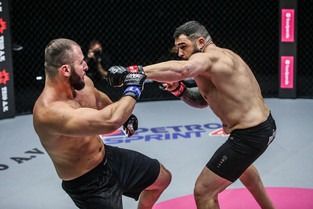 RECAP FROM ONE CHAMPIONSHIP UNBREAKABLE I