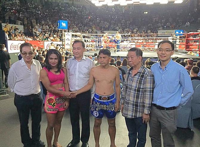 NongRose versus Kompayak is set for Rajadamnern stadium