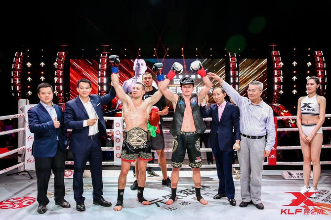 THE KUNLUN FESTIVAL OF COMBAT WAS A ROARING SUCCESS