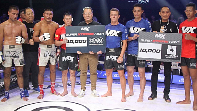 The pursuit of success at Sitsongpeenong Phuket
