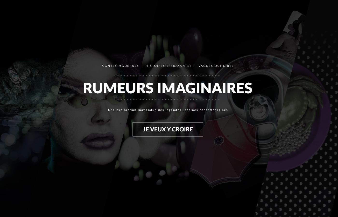 Rumeurs imaginaires