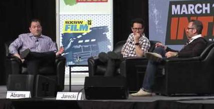 JJ Abrams at SXSW Interactive 2016