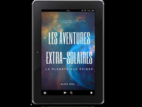 Les Aventures Extra-Solaires est enfin disponible en téléchargement ebook !