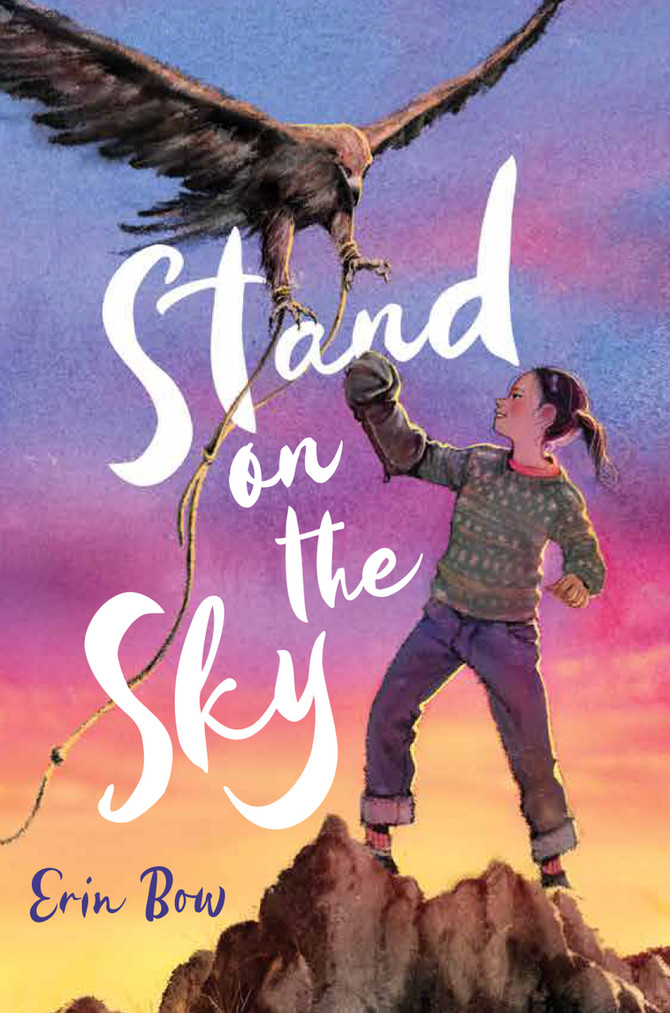 Announcing STAND ON THE SKY