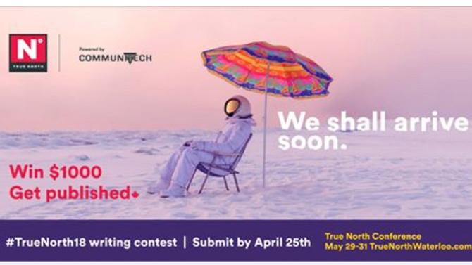 Flash Fiction contest annoucement