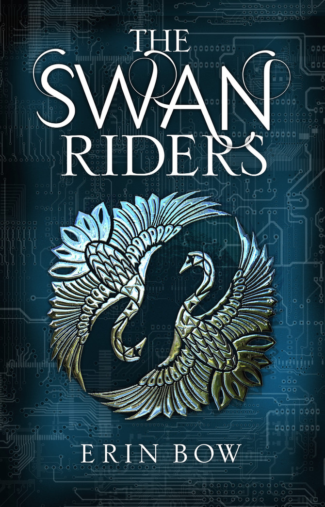 Happy book birthday to The Swan Riders!