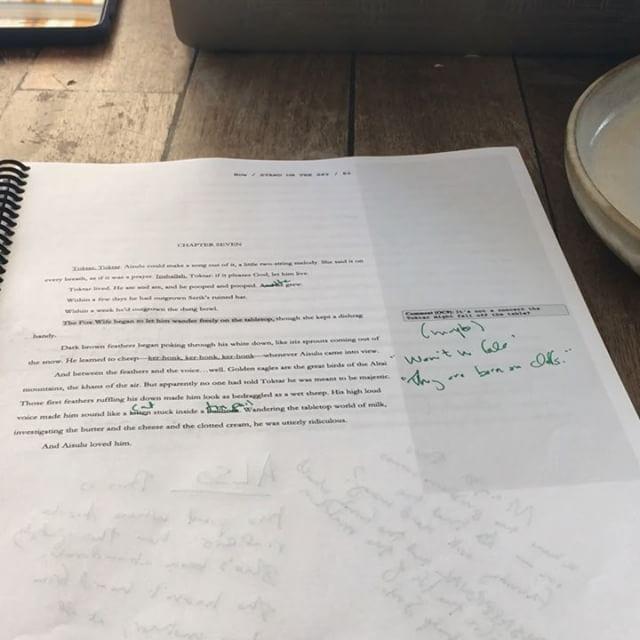 An edit plan