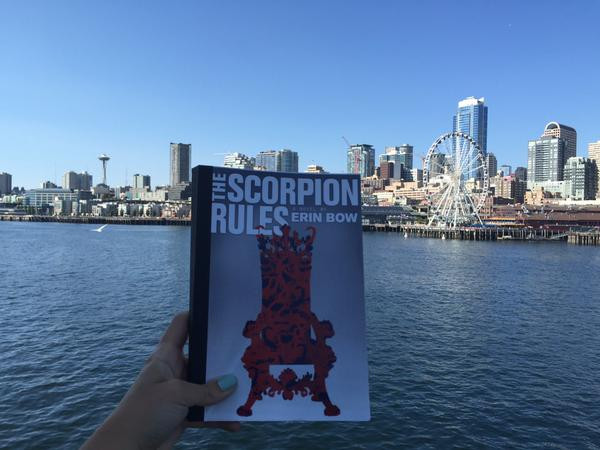 Book Tour, the Seattle Edition