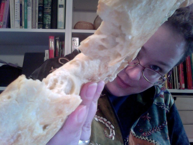 Things I learned about writing while learning to bake bread