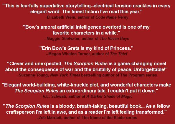 Blurbs!