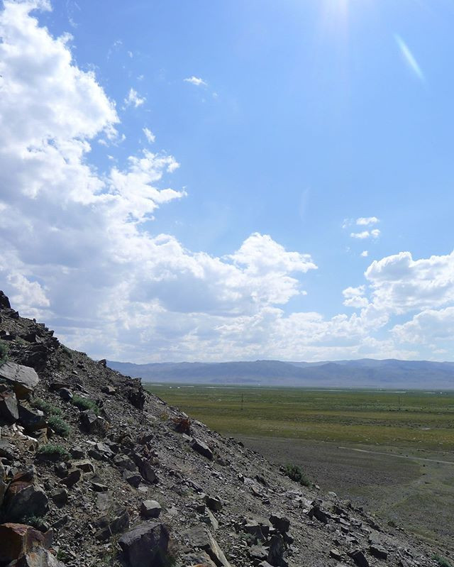 Photos from Mongolia (shale)