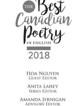 Best.  Canadian. Poetry.