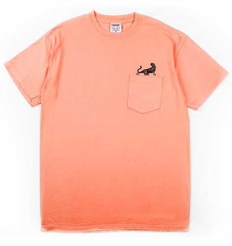 Tiger Sunset EMB.Tee x Comfort Color
