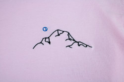 Mountain/ Blue