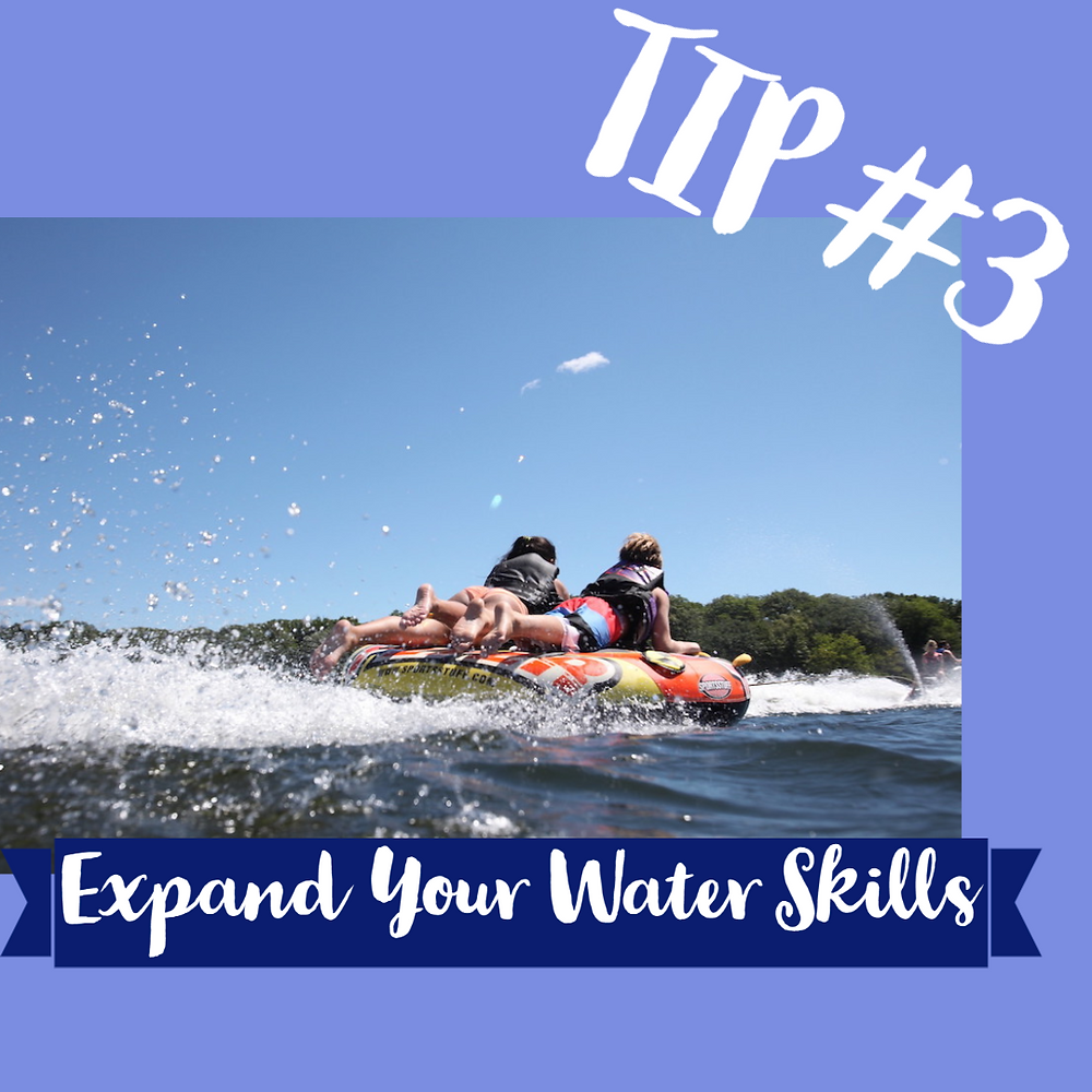 Expand Your Waterskills