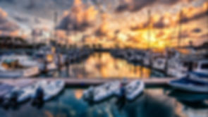 boat-marina-at-sunset-hdr-hd-wallpaper-5