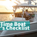 First-Time Boat Owner's Off-Season Checklist