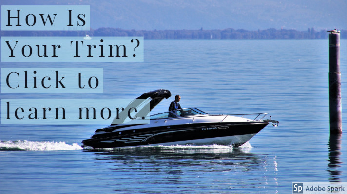 trim tips, outdrive, boat mechanic