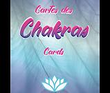 cartes des chakras
