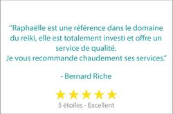 review - Bernard Riche