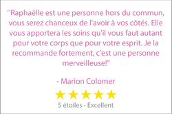 review - Marion Colomer